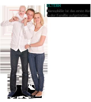 Eltern – Hämophilie neu