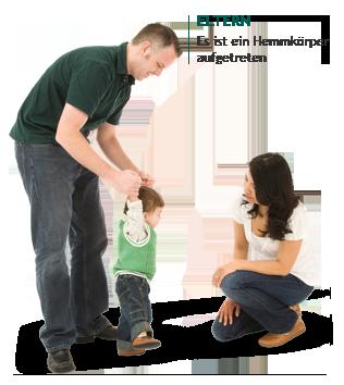 Eltern – Hemmkörper